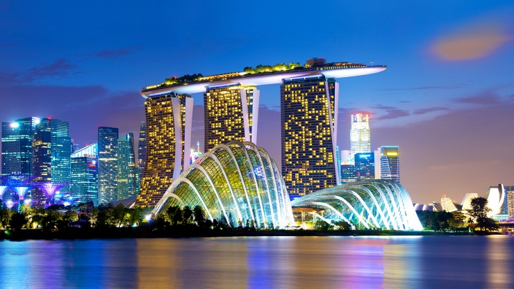 Paket Singapore Fullboard 4D3N